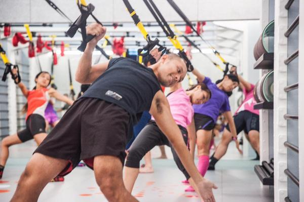 奧運過萬呎健身中心開放日!免費試玩瑜伽、泰拳、跳舞、TRX