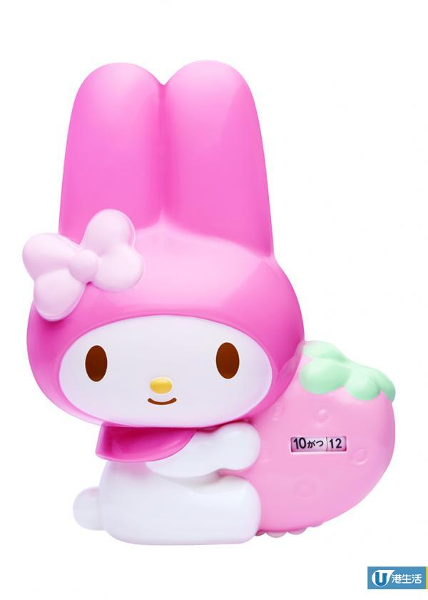 麥當勞換時限購 My Melody x Thomas & Friends 玩具精品