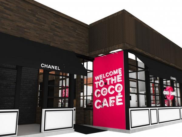 CHANEL期間限定COCO CAFÉ 登陸香港