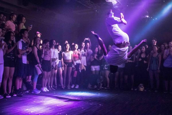 Daybreaker for EVOLUTION 10 大型運動音樂派對香港2017