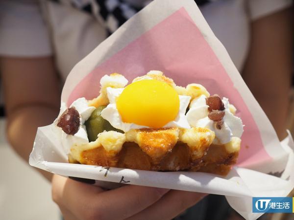 日本甜品iWAFFLE登陸銅鑼灣 栗子抹茶味有驚喜!