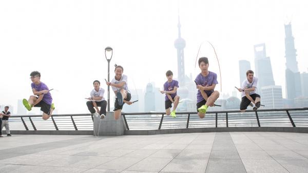 葵涌$80全日任玩21種運動 包空中瑜伽、滑板、高空繩網