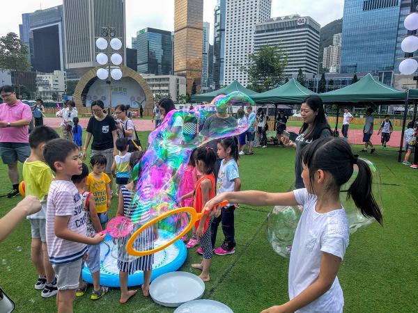 「中環夏誌」暑假回歸 22項活動免費任玩