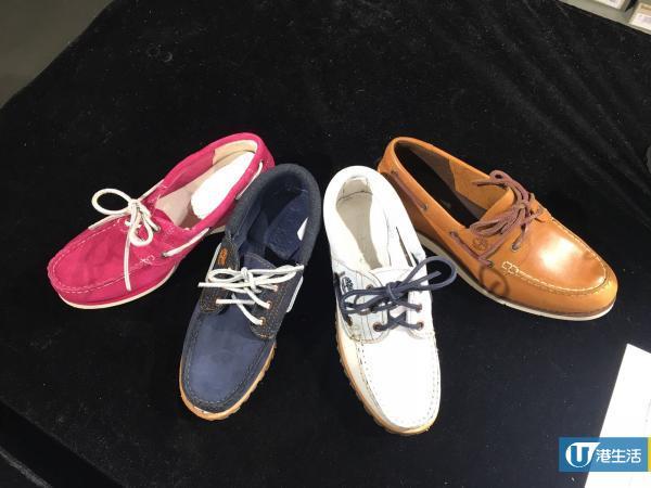 Timberland開倉低至一五折!靴$600/休閒鞋$400/衫褲袋$150