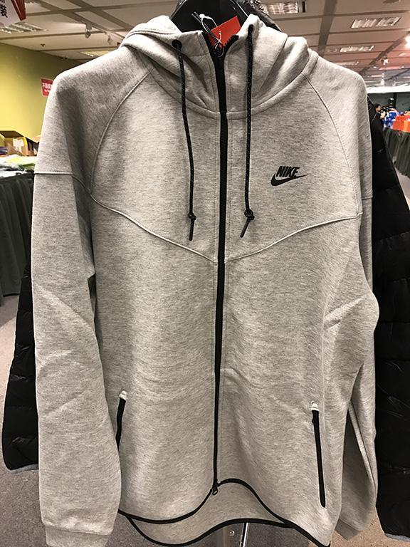 尖沙咀運動品牌開倉1折起!Converse$119/Nike Air Max$239
