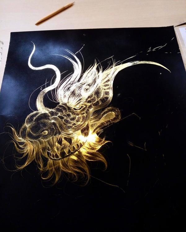 D2 Place夜光市集超過100個攤檔 試玩夜光Henna紋身