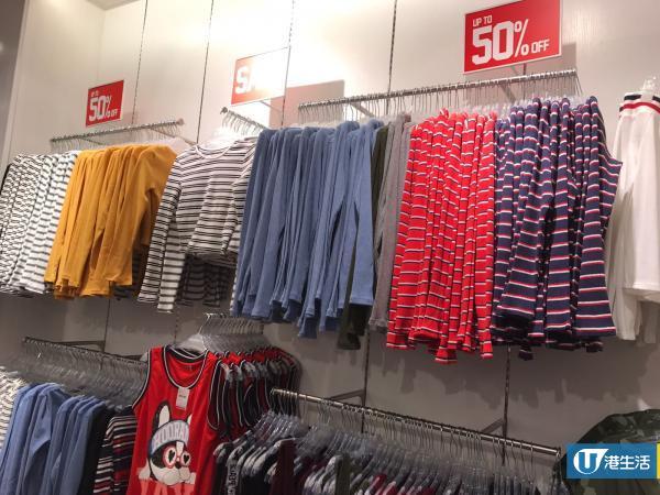 6IXTY 8IGHT夏日減價低至5折 一字膊上衣、背心$29.9起