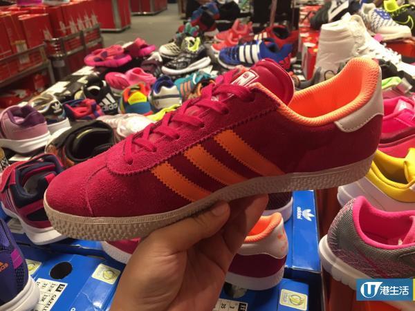 銅鑼灣波鞋開倉低至1折!Adidas Superstar$330/Teva涼鞋$250