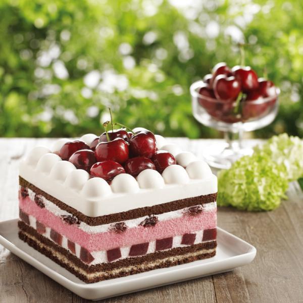 19粒車厘子山 美心瑩夏車厘子蛋糕