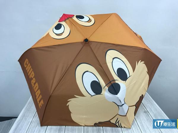 7-11限定迪士尼雨傘 勞蘇、小熊維尼、大鼻鋼牙都有份