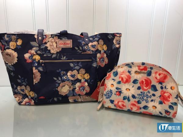 Cath Kidston門市網店低至6折 卡套、行李牌$77