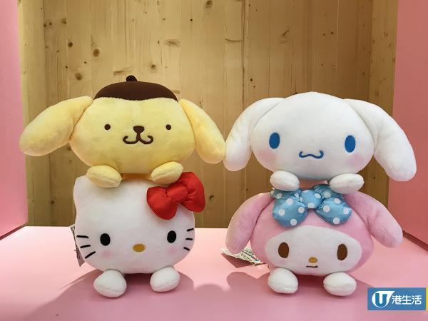 元朗Sanrio期間限定店 9大Pyoconoru精品、甜點率先睇