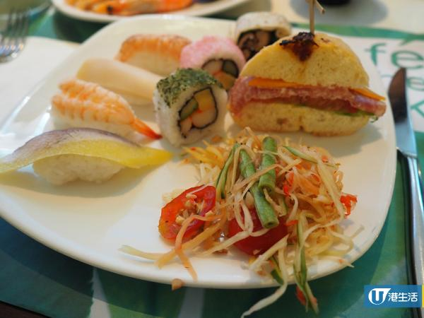 尖沙咀酒店下午茶自助餐優惠 學生$150有找歎勻60款食品
