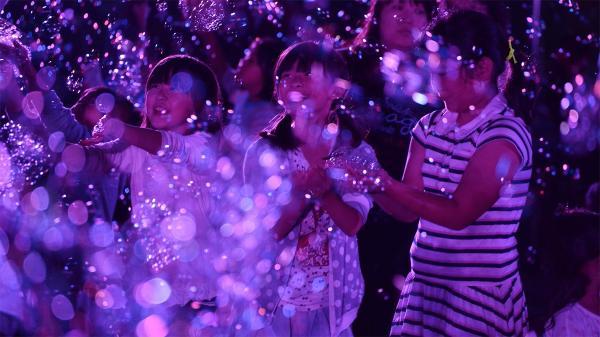 海港城8月限定 快閃發放千萬泡泡