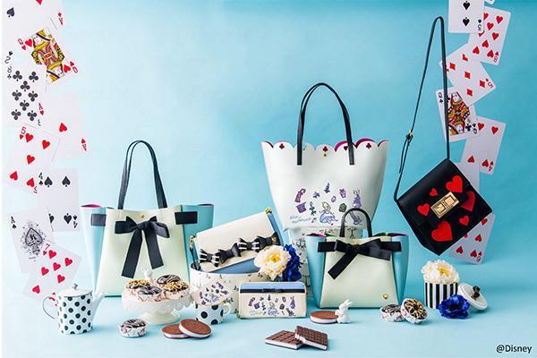 COLORS by Jennifer Sky首次在香港開設Pop Up Store,將會發售迪士尼「Alice in Wonderland」及「Alice in Wonderland」旅行系列,每款均為限量發售。