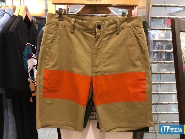 ICE FIRE全線分店減價低至4折 Tee$72、帽$72、鞋$96