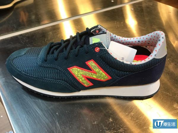 New Balance九龍灣開倉 波鞋$199起