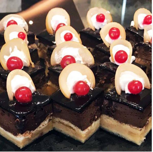 沙田酒店朱古力下午茶自助餐 $108食勻多款精品朱古力甜品