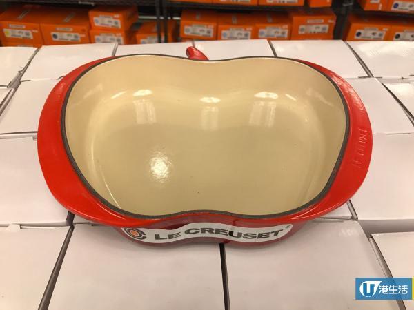 LE CREUSET特賣場低至3折 特別版小鍋$498/3個