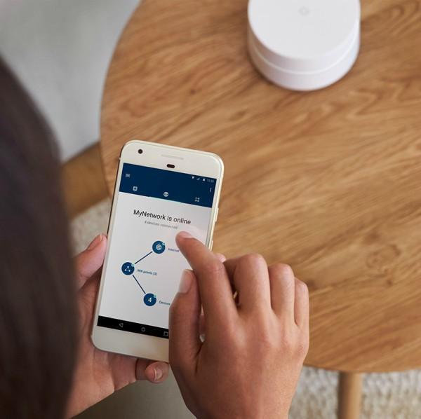 Smart living全面打通家居Wi-Fi覆蓋 Google Wifi旋風襲港