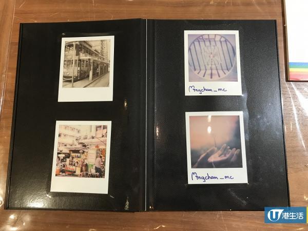 用照片說故事!銅鑼灣寶麗來故事館 和攝影師交換相片