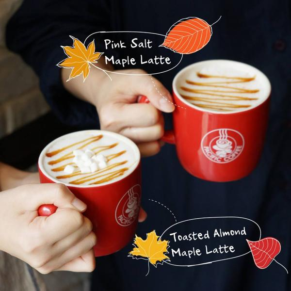 Pacific Coffee 限時電子優惠券 指定飲品款式買1送1