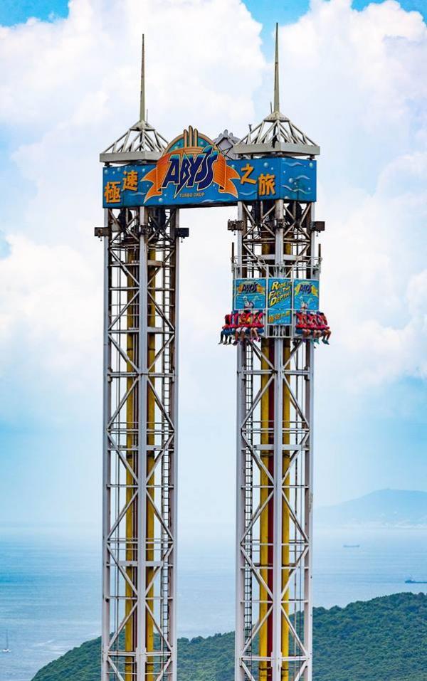 海洋公園限時門票優惠!成人$328.5/小童$164.3