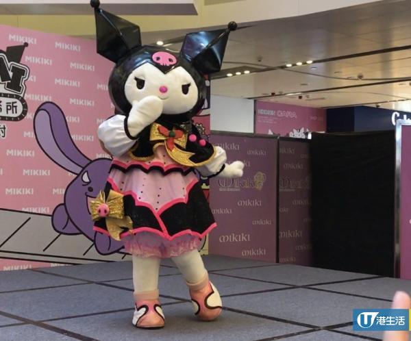Kuromi生日會表演跳舞!12月聖誕裝飾+派特別版糖果