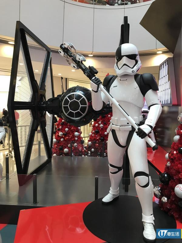 《星球大戰》主題展覽登場 2大期間限定店+10米長戰艦