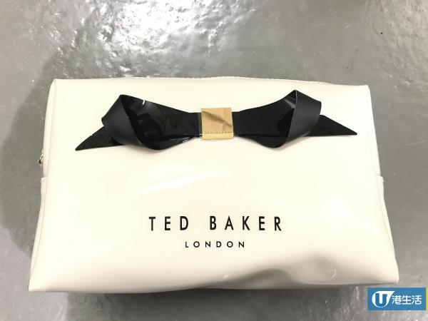 Ted Baker開倉25折 銀包/袋$108起、香水$90/2