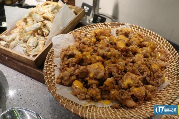 沙田鐵板炒雞店推出限定套餐 海鮮拼盤+任食炒雞+熟食