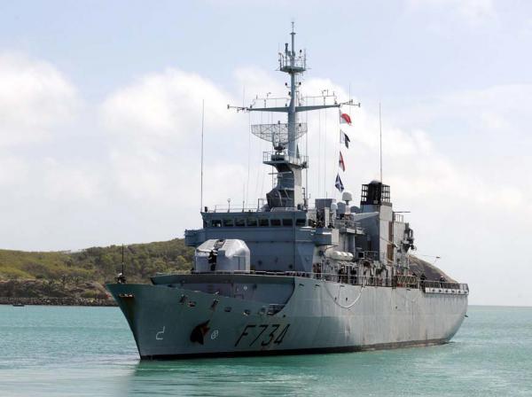 法國海軍護衞艦訪港!限時免費開放700市民參觀