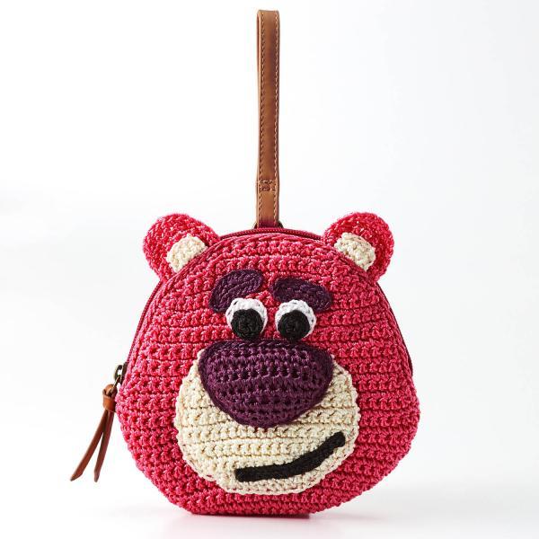 日本迪士尼卡通手工編織袋登場!勞蘇/三眼仔/唐老鴨