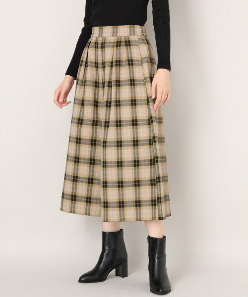 collect point LOWRYS FARM 格子裙褲 $100 (限量30條)