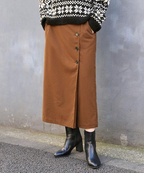 collect point LOWRYS FARM 排紐窄身裙 $100 (限量70條)