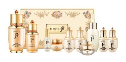 The history of Whoo 秘貼自生精華套裝 $1,250 (限量150套)