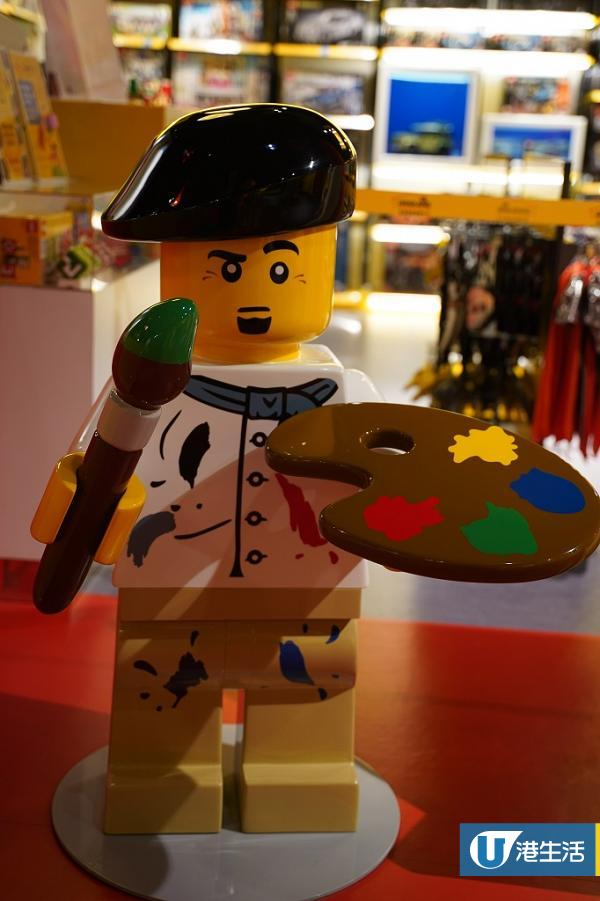 【K11 MUSEA】全港首間LEGO室內遊樂場精品店!迷你香港地標/3米高中銀大廈   港生活 - 尋找香港好去處