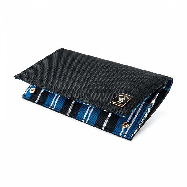 Porter International NEW HEAT 銀包 (黑 啡 深藍)
