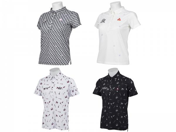 Le coq sportif golf collection 指定男女裝短袖POLO恤6折
