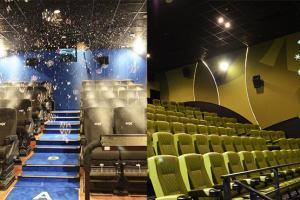 銅鑼灣青衣新戲院體驗4DX影廳特效︳旺角全港首間24小時韓式Gym房