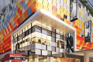 旺角8層高新商場快將開幕︱太空館2大全新展廳 體驗模擬無重狀態