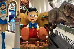 暑假全港商場主題佈置哂冷︱美國過江龍漢堡店Five Guys登陸香港