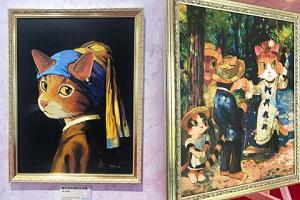 世界貓咪名畫展《貓‧美術館》︱新界北5條簡易行山路線