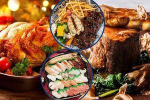 【聖誕精選】15大晚餐外賣推介︱交換禮物攻略︱靚景影相位