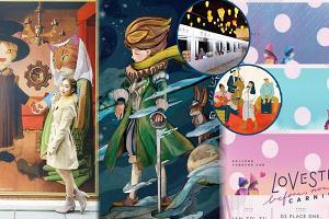 本週全港10大展覽及期間限定市集|香港6條簡易行山路線推介