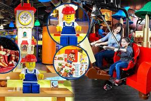 3萬呎LEGOLAND室內主題樂園3月正式開幕︱全港賞花地點+時間攻略