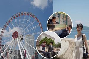 港島一日遊路線 走訪《大叔的愛》3大場景︱長沙灣型格潑墨Cafe
