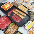 懶人外賣鐵板燒烤套餐!人均$200足不出戶歎靚牛、海鮮、羊架