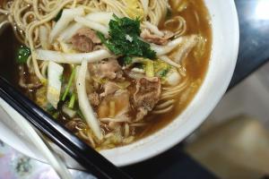最平$40食即場手拉麵 新蒲崗京川滬拉麵店