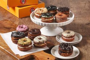 J.CO Donuts & Coffee人氣冬甩店殺入將軍澳 3款新口味登場!